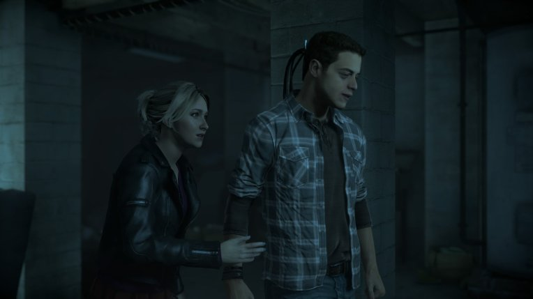 Until Dawn actors